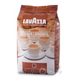 Кофе в зернах Lavazza Crema е Aroma 1000г. (Европа)