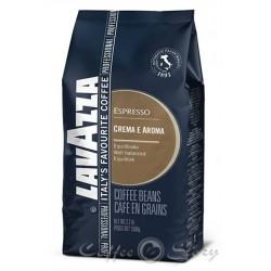 Кофе Lavazza Crema e Aroma Espresso в зернах 1000 г(Европа)