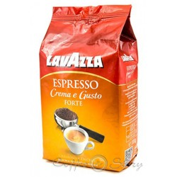 Lavazza Crema e Gusto Forte (внутренний рынок Италии)