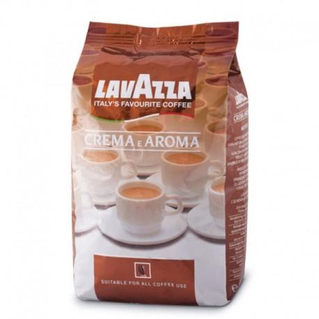 Кофе Lavazza Crema e Aroma в зернах 1000 г(Италия)