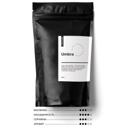 кофе в зернах UMBRA 1000 гр