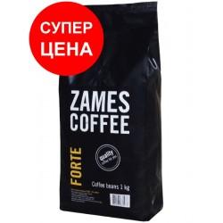 Кофе в зернах ZAMES Forte 1000 гр