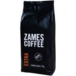 Кофе в зернах ZAMES Extra 1000 гр