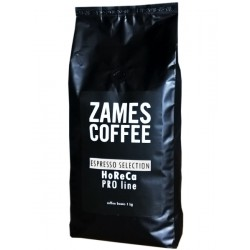Кофе в зернах ZAMES Selection 1000 гр