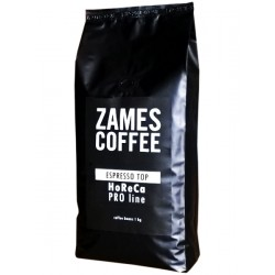 Кофе в зернах ZAMES Top 1000 гр