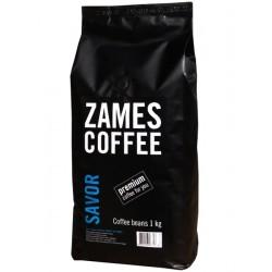 Кофе в зернах ZAMES Savor 1000 гр