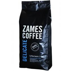Кофе в зернах ZAMES Delicate 1000 гр