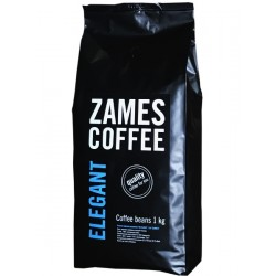 Кофе в зернах ZAMES Elegant 1000 гр