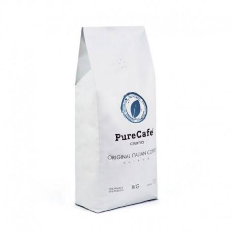 Кофе в зернах PureCafe Crema 1000 гр