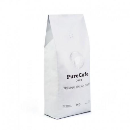 Кофе в зернах PureCafe Dolce 1000 гр