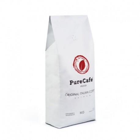 Кофе в зернах PureCafe Ricco 1000 гр