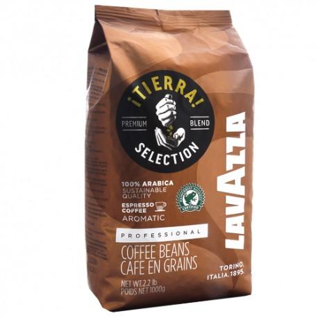 Кофе в зернах Lavazza Tierra в зернах 1000 г