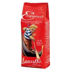 Кофе Lucaffe Exquisit в зернах 1000 г