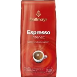 Кофе DALLMAYR Espresso intenso в зернах 1000 г