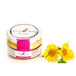 «Крем-мед з квітковим пилком» 250 г.