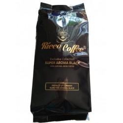 Молотый кофе Ricco Coffee Super Aroma Black 250гр.