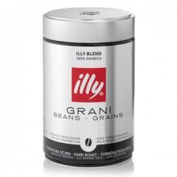 Кофе в зернах ILLY GRANI INTENSO (DARK) 250г