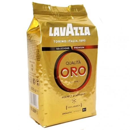 Кофе в зернах Lavazza Qualita ORO 1000 г.(Италия)