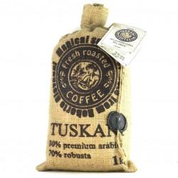 Кофе в зернах Tuskani «30% arabica» 1 кг