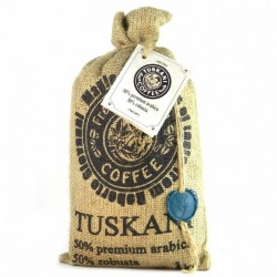 Кофе в зернах Tuskani «50% arabica» 1 кг