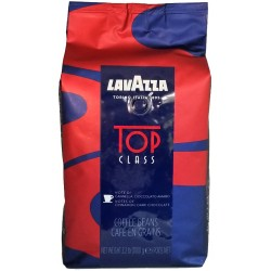Кофе Lavazza Top Class в зернах 1000 г